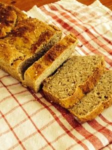 pain aux grains d'antan